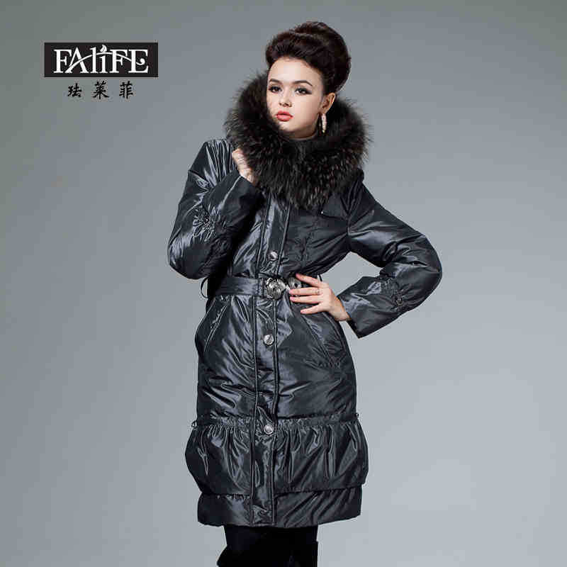 2015 New Winter Thicken Warm Woman Down jacket Coat Parkas Outerwear Hooded Raccoon Fur collar Luxury Long Plus Size 3XXXL Cold набор ключей комбинированных stels матовый хром 6 шт
