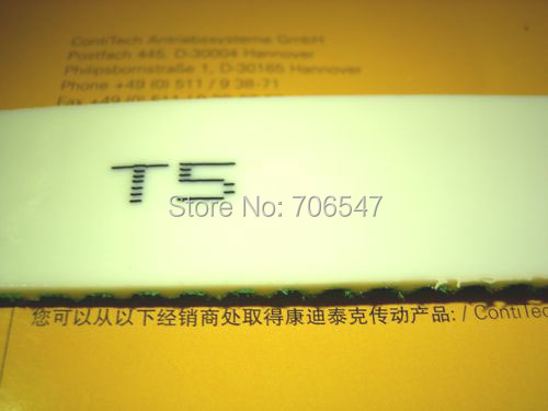 Free Shipping 10Meters T5 open timing belt T5 25 width 25mm polyurethane with steel core Metric