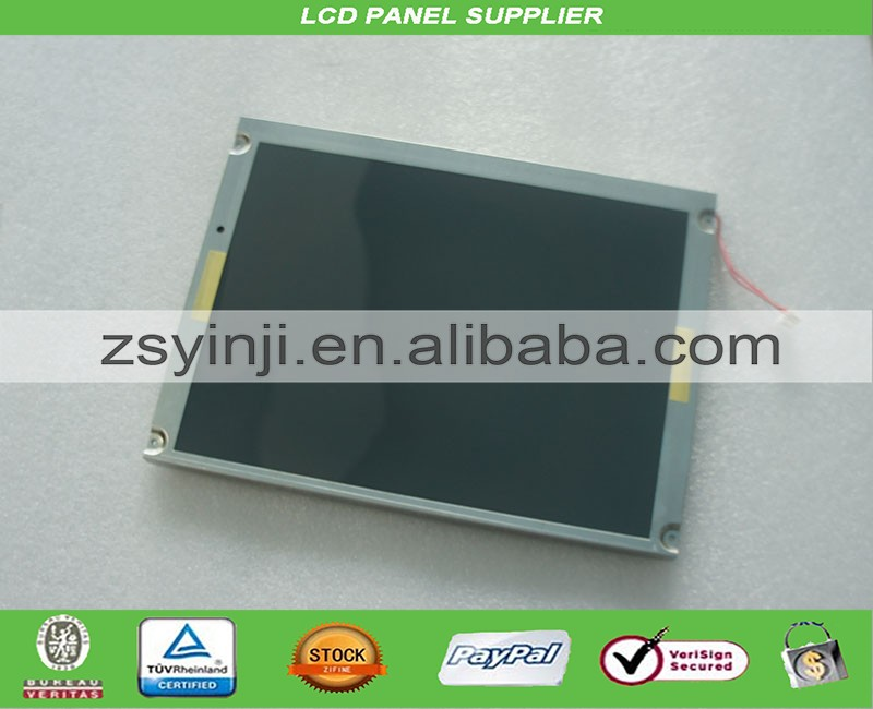 12.1 inch used  lcd panel NL8060BC31-27D  but tested OK .12.1 inch used  lcd panel NL8060BC31-27D  but tested OK .