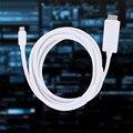 1.8 m mini dp de displayport a hdmi cable de alta definición hdmi para apple macbook/macbook pro/mac book airmini displayport al adaptador de hdmi
