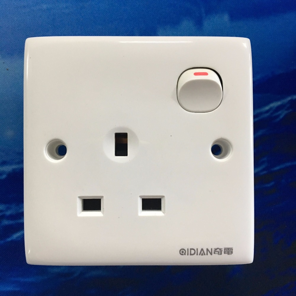 Buy wall plug with button and get free shipping on AliExpress.com