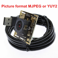 5MP 2592X1944 Autofocus Micro Mini Hd Endoscope Indoscope Cctv Video 45 Degree Lens USB Camera Module