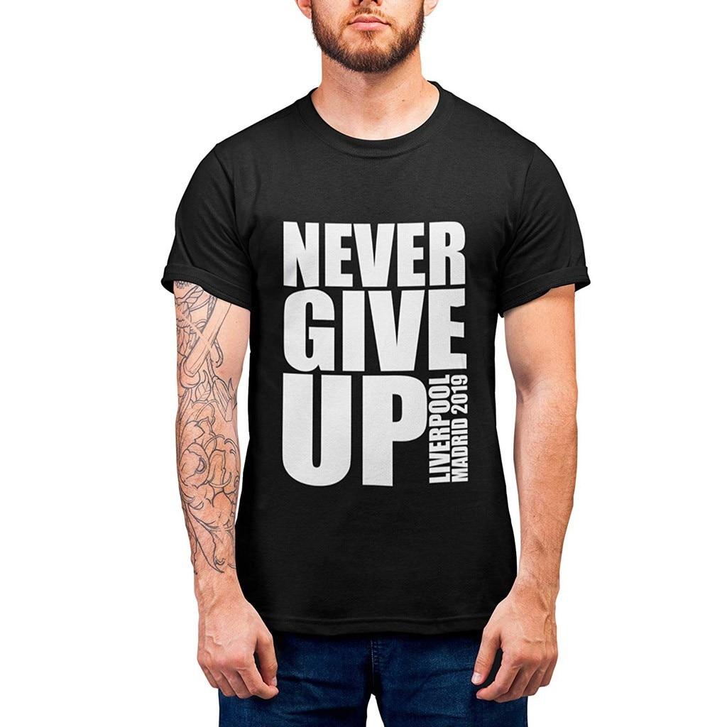 Liverpool Men's T-shirt Summer Casual Male Slim Fit Tee Shirt Homme De Marque Print Tops Short Sleeve O-Neck T Shirt Streetwear