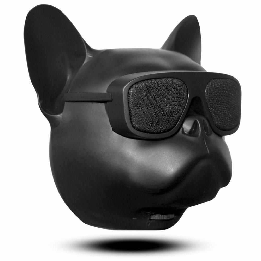 Bass Speaker Bulldog Multipurpose Nano Portable Hifi Outdoor Bluetooth