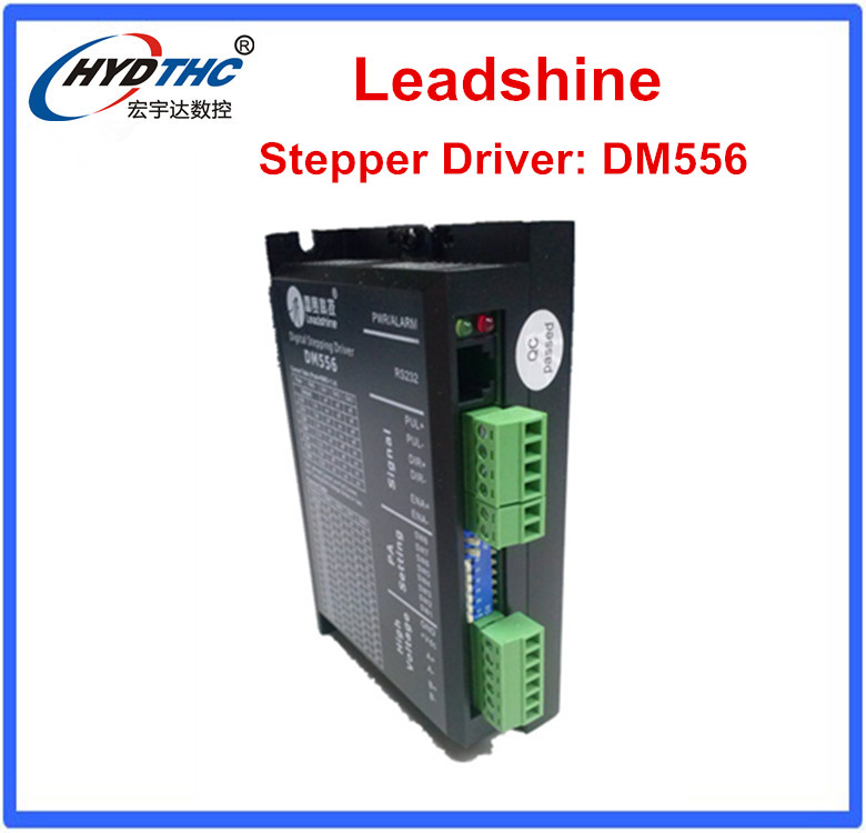 Leadshine DM556 Digital Hybrid Stepper Driver best price original 100%Leadshine DM556 Digital Hybrid Stepper Driver best price original 100%