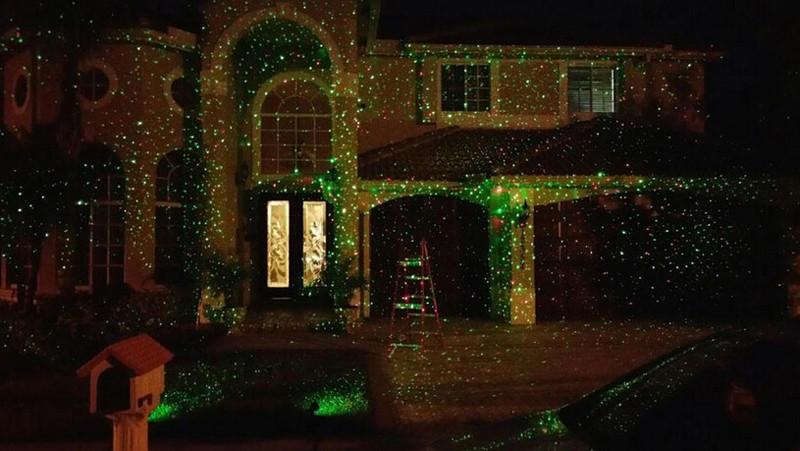 5 6 - Outdoor IP65 Waterproof Elf Laser Light,elf Christmas Lights Outdoor