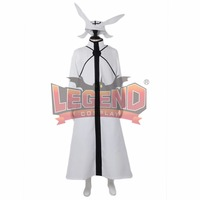 Cosplay legend BLEACH Ulquiorra cifer Cosplay adult costume Custom Made full set