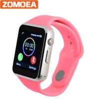 Lujo Smart Watch con cámara Bluetooth smartwatch tarjeta SIM reloj para teléfono Android Dispositivos de vestir hombres niño Baby watchs