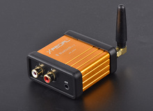 DC 5 V HIFI Bluetooth Ricevitore CSR64215 V4.2 Stereo Audio Bluetooth Speaker Box adattatore Per Auto Bluetooth Modificato APTX RCA 3.5MM