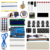 Versão Atualizada do Starter Kit Para Arduino UNO R3 Aprendizagem Básica Suite Para Uno R3 Board Stepper Motor 1602 LCD DIY projeto