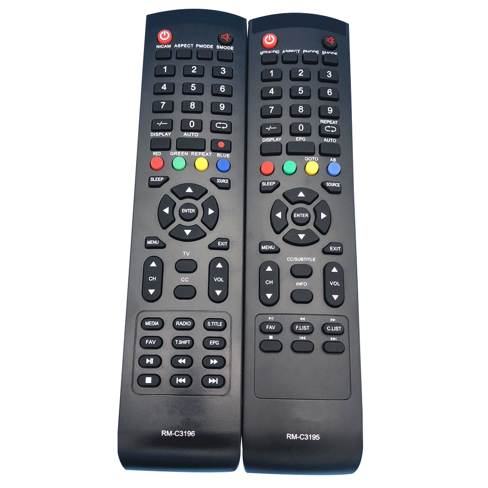 1pcs remote control suitable for RM C3196 RM C3195 jvc TV