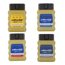 AdBlue эмулятор грузовик евро 4/5/6 Plug приводное устройство по OBD2 OBDII Adblue OBD2 эмулятор NOx для Volvo, Iveco, Renault