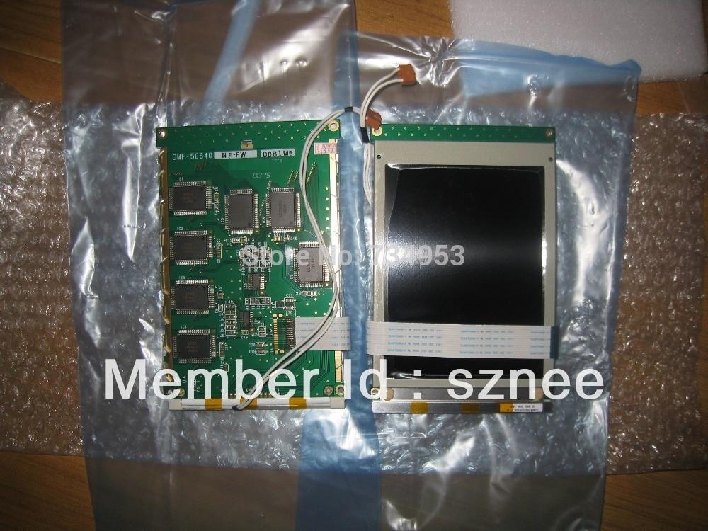 5.7 DMF-50840 DMF50840NB-FW LCD panel rock style noctilucence geometric heart shape flower tree pendant necklace