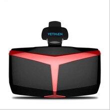 VR 3Dสมาร์ทแว่นตาอัจฉริยะความจริงเสมือนโทรศัพท์A Ndroid iOS VRกล่องโรงละครขายส่งสนับสนุนเกม/3Dภาพยนตร์/ความบันเทิง