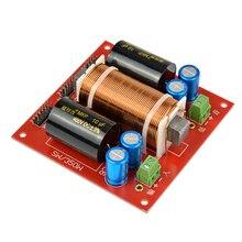 AIYIMA 350W głośnik audio wielofunkcyjny dzielnik filtr Crossover Mid bass SubWoofer Bass dzielnik częstotliwości DIY 4 8OHM