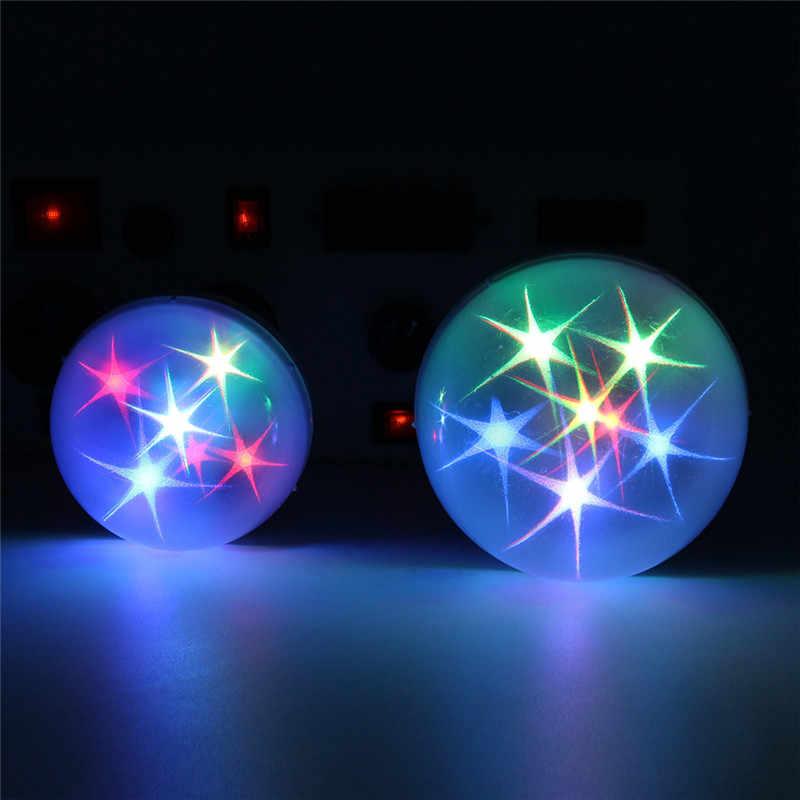 ZjRight E27 LED RGB เมจิกหลอดไฟ star sky Auto Strobe Disco วันหยุดวันเกิดคริสต์มาสในร่ม Party ของขวัญเด็ก night light