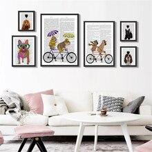 купить!  Исчезающие виды Африки Современные Wall Art Печать Поп-Картина И Плакат Кадр Прокрутки Холст