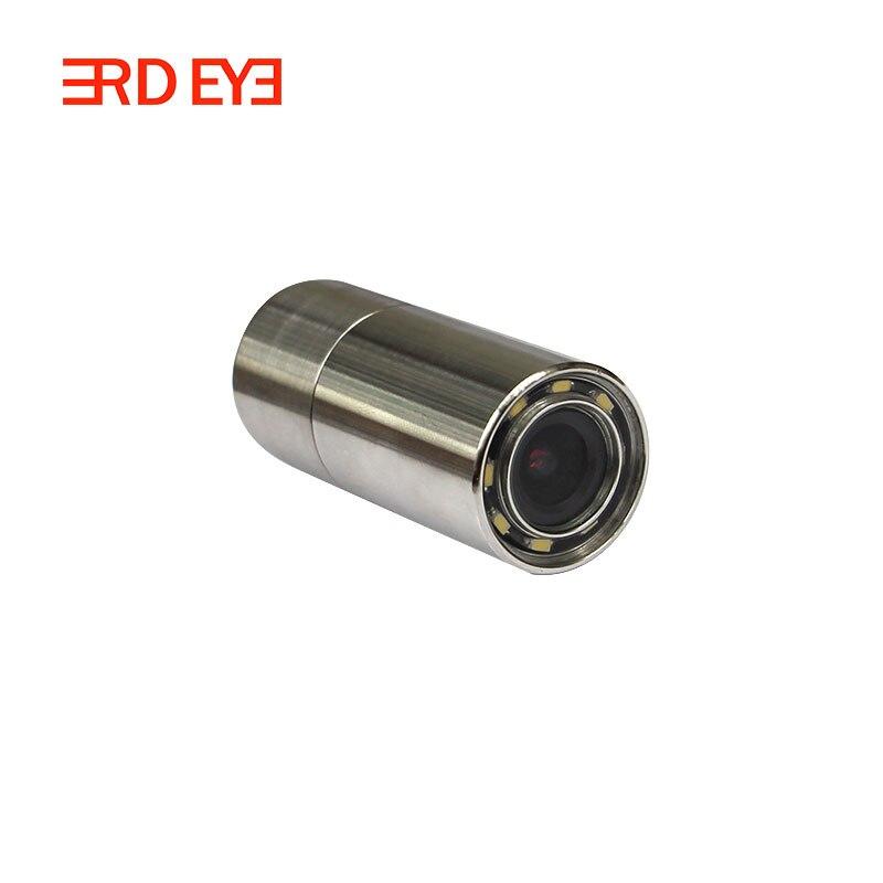 Звездный уровень 0.0001Lux Ночное видение 8-Мощность белый свет Подводные камеры видеонаблюдения Камера