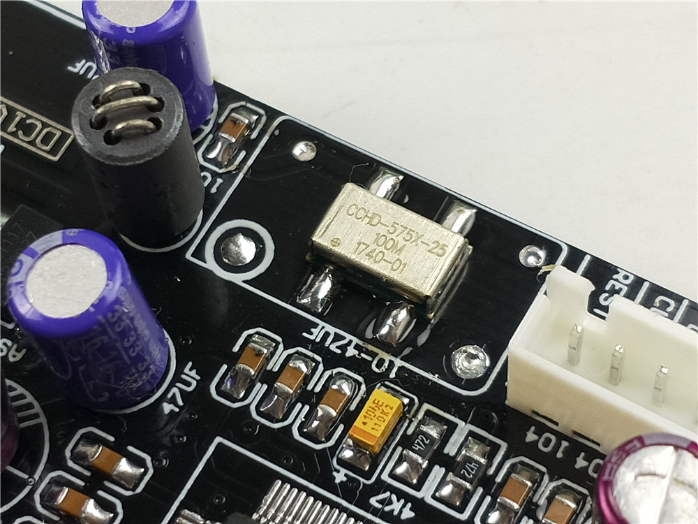 NOUVELLE Version ES9038 ES9038PRO DAC décodeur assemblé conseil mise à niveau Crystek CCHD-575 option USB XMOS XU208 ou Amanero HIFI AUDIO
