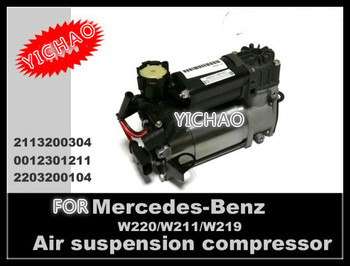 メルセデスベンツ 2005-2011 CLS クラス W219 E クラス 2002-2009 E55 AMG & E63 AMG サスペンションコンプレッサー空気ポンプ