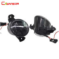 Cawanerl Car LED Fog Light Daytime Running Lamp Styling For Nissan Maxima X Trail Wingroad March