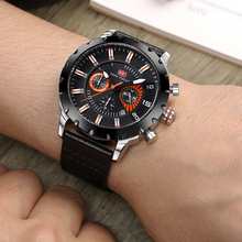 MINIFOCUS Fashion Men's Quartz Wristwatch
