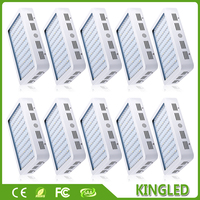 10PCS KingLED 300W Full Spectrum LED Grow Light For Plants Flowering And Growing Indoor Grow Lights Wholesale
