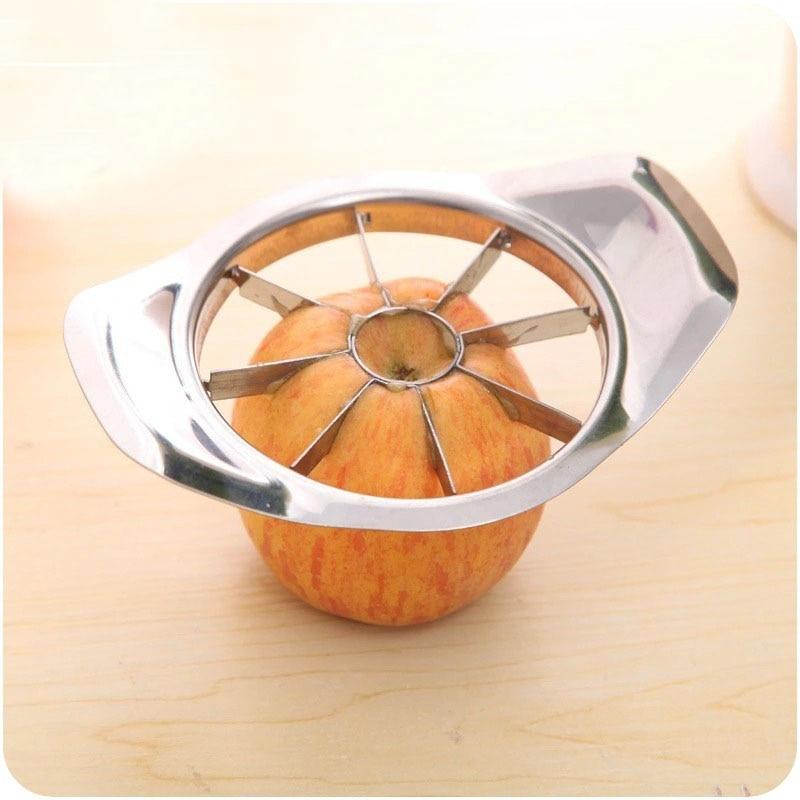 Multi-function Stainless Steel Apple Slicer Divider Corer Pear Cutter Fruit Vege