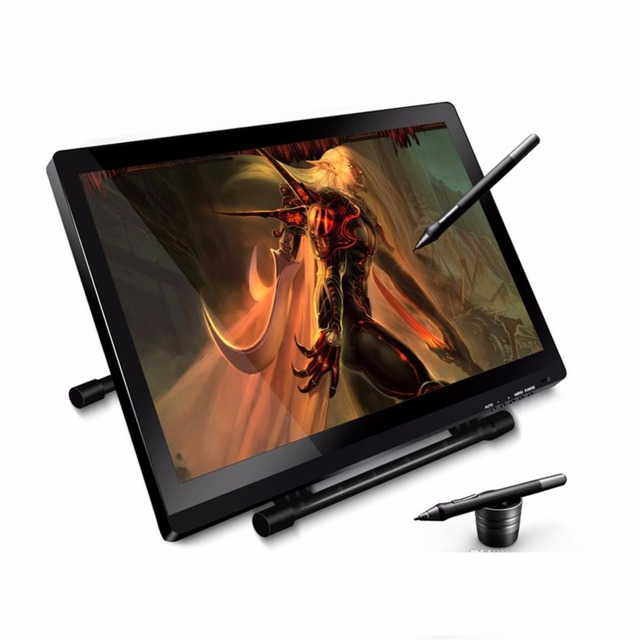 Ugee UG2150 21.5 Inch Graphic Drawing Monitor Pen Display Graphic Tablet Monitor Graphic Drawing Monitor for Macbook Windows