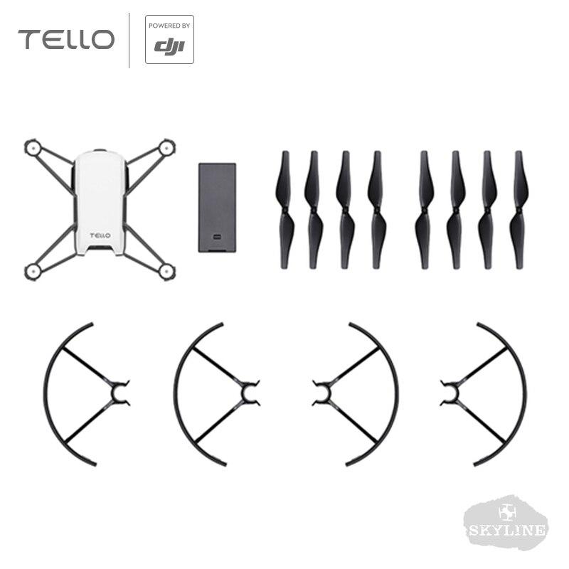 DJI Tello Mini Drone 720P HD Camera - APP Remote Control Folding Toy 5