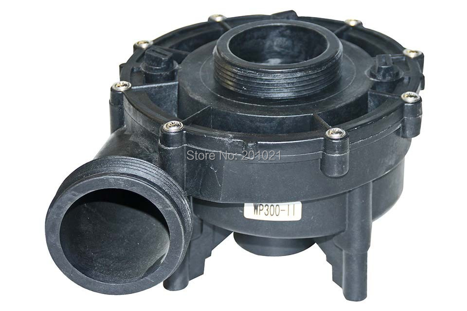 LX WP300-II Complete Pump Wet End part,including pump body,pump cover,impeller,seal lx wp300 ii pump wet end cover only