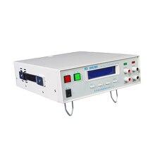 Ground resistance tester digital Ground Bond tester Earth ground tester LCD display RS232 недорго, оригинальная цена