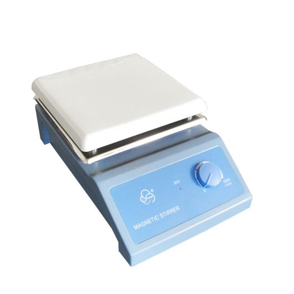 Equipamento SH-4BLaboratory Placa agitador magnético misturador bar química laboratório agitador magnetico100 ~ 2000RPM