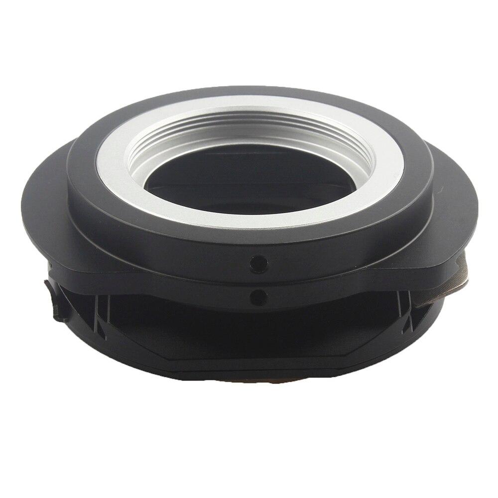 Foleto adaptateur de montage d'objectif inclinable-décalage M42-NEX pour adaptateur d'objectif M42 à Sony Nex E nex-3 de caméra de montage nex7 a7 a6000 a7r iii
