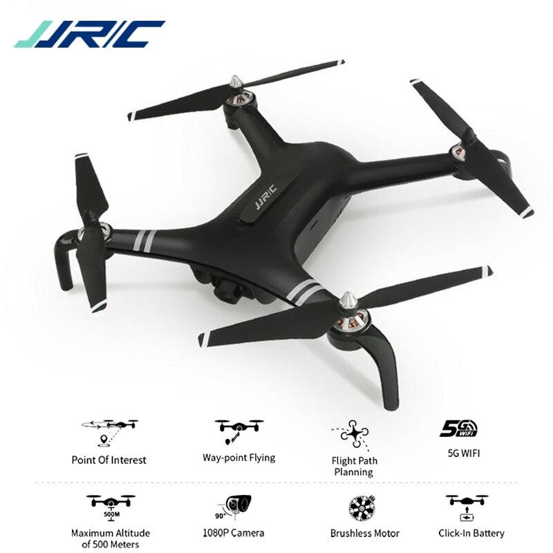 JJRC X7 умный двойной gps 5G Wi-Fi с разрешением 1080 P Gimbal Камера 25 минут время полета Радиоуправляемый Дрон Quadcopter RTF500-800m расстояние Drone 2019