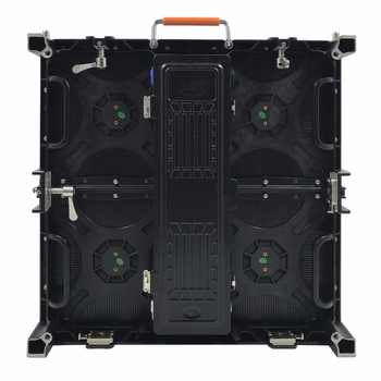 Outdoor P4.81 Rental 500x500mm Die-Casting Aluminum SMD RGB LED Video Display Cabinet (P3.91/P5.95/P6.25 available)