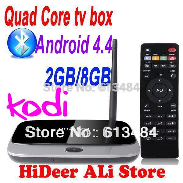 New!Bluetooth version EKB311 MK888B CS918 quad core Kodi tv box  Android 4.4 2GB+8GB RK3188 28nm Cortex A9  mini pc T-R42