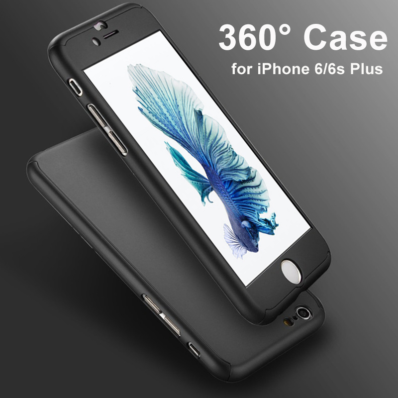 Hard Matte Case For Fundas iPhone 6