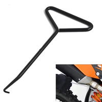 Motorcycle Stainless Steel Exhaust Stand Spring Hook Puller Tool Motocross Dirt Bike ATV Scooters