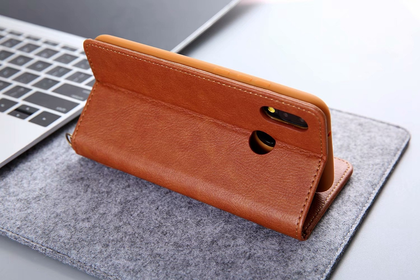 for huawei P20 lite leather case (12)