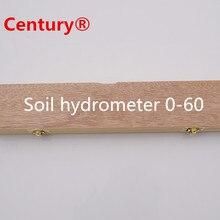 Гидрометр почвы альфа-Ареометр тестер анализатор почвы денситометр денситометры измеритель плотности 0-60