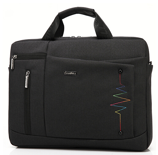 14.4,15.6 inch Laptop Bag Men Women Notebook Bag Waterproof Computer Bag Laptop Briefcase Shoulder Messenger Bag