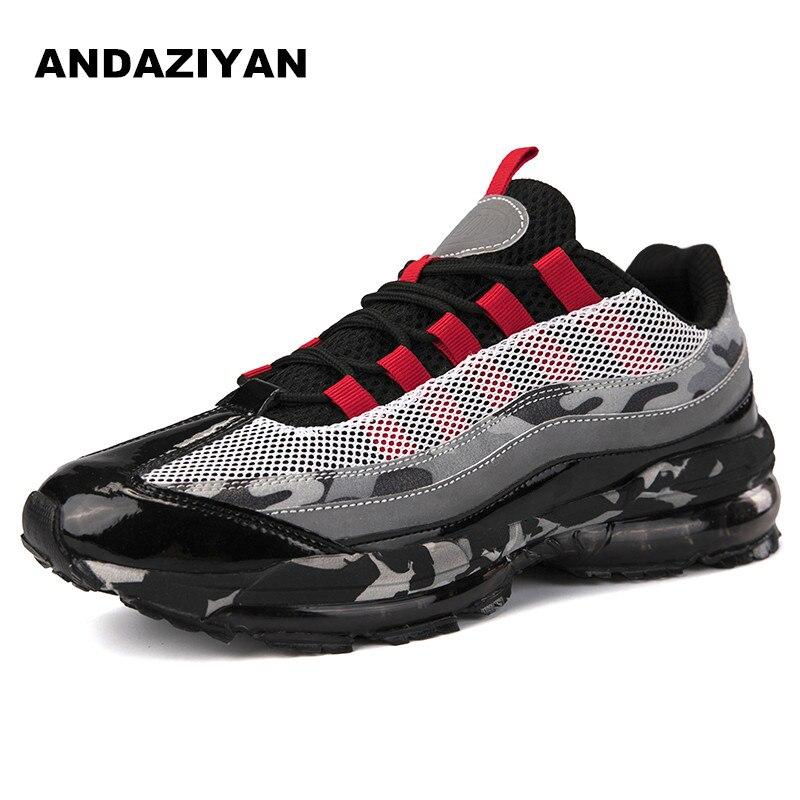 Noir Hommes Grande Rembourrées Décontractées Réfléchissant Red Chaussures Taille or black xBrothsQdC