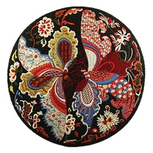 P0047 Embroidery Iron-on Birds Patch Embroidered Chinese Style Patches For Clothing Bag DIY Sewing Accessories Parches Para
