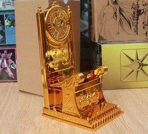 Image 3 - MC металлический клуб Saint Seiya, тканевый миф, EX Gold Gemini, престольный стул папы