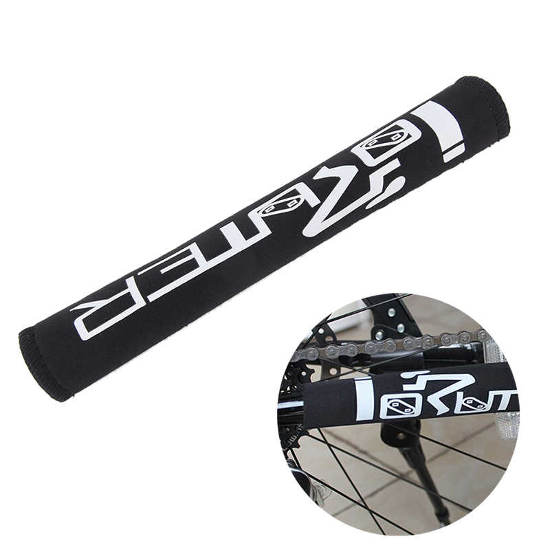 1 pc MTB バイクプロテクターカバーガードパッドサイクリング自転車フレームチェーンステケア