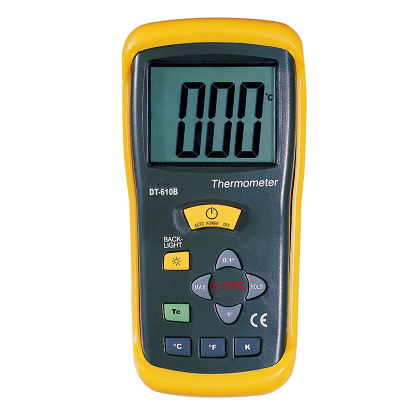 Здесь продается  temperature test thermocouple thermometer Temperature meter  Инструменты