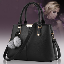 Hot sale 2016 All Seasons Genuine Leather Women Bags Famous Brand Real Leather Handbags Ladies Casual handbag