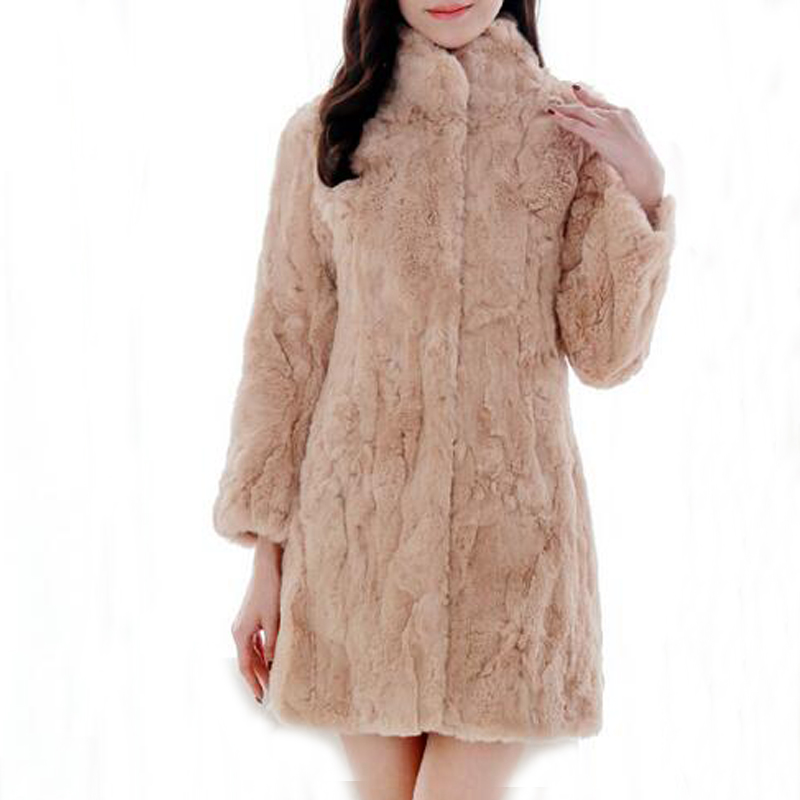 Popular Natural Fur Coats Women-Buy Cheap Natural Fur Coats Women ...