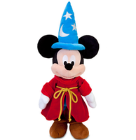 Original Rare Fantasia Vintage Mickey Mouse Cute Soft Stuff Plush Toy Doll Children Birthday Gift